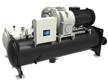 青岛C系列离心式水冷冷水机组
