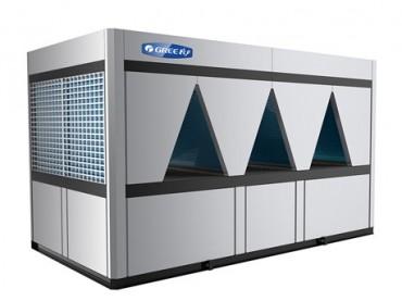 D-MAX系列模块化热水机组